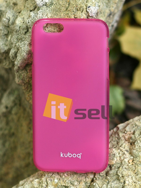 Купить TPU чехол Kuboq для Apple iPhone 6/6s (4.7') (+ пленка) за 199 грн