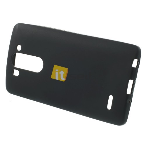 Фото TPU Matte для LG D724/D722 G3S Черный (soft-touch) на itsell.ua