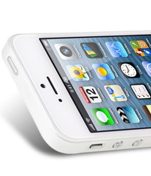 TPU чехол Melkco Superslim Air для Apple iPhone 5/5S в магазине itsell.ua