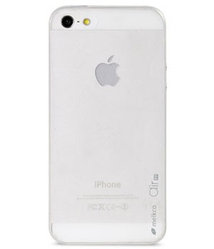 Купить TPU чехол Melkco Superslim Air для Apple iPhone 5/5S за 199 грн