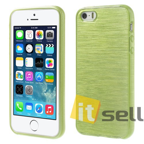 Купить TPU Pearl Lines чехол для Apple iPhone 5/5S/SE за 19 грн