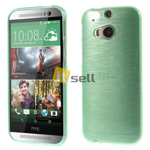 Купить TPU Pearl Lines чехол для HTC New One 2 / M8 за 129 грн