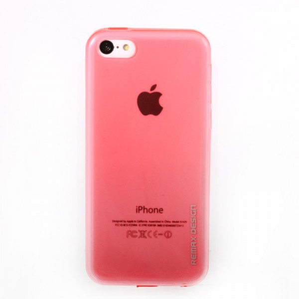 Купить TPU чехол Remax Pudding для Apple iPhone 5C за 159 грн
