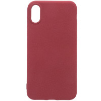 "TPU Sandstone Matte case для Apple iPhone X (5.8"")"