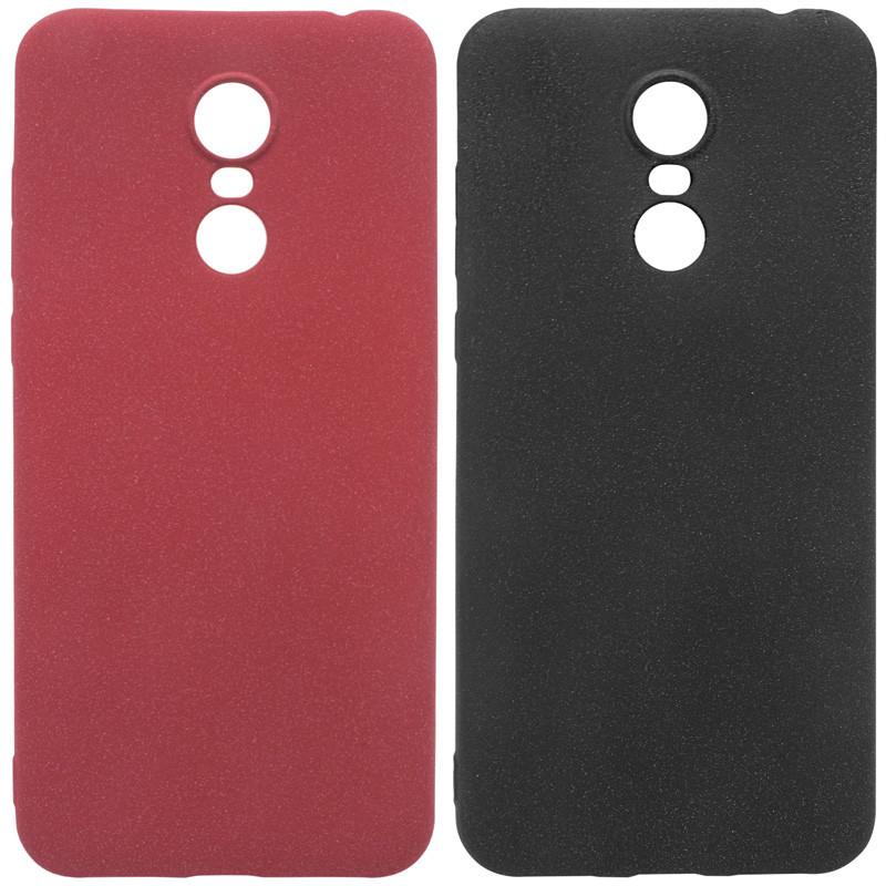 TPU Sandstone Matte case для Xiaomi Redmi 5 Plus / Redmi Note 5 (SC)