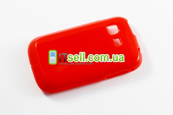 Купить TPU чехол для Samsung s5300 Galaxy Pocket за 10 грн