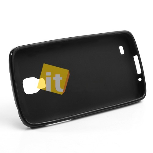 Купить TPU чехол для Samsung i9295 Galaxy S4 Active Черный (soft-touch) на itsell.ua