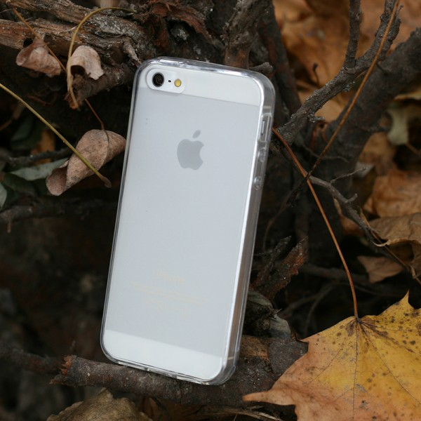 Купить TPU чехол для Apple iPhone 5/5S/SE за 96 грн