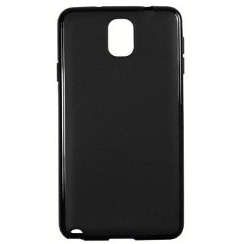 Фото TPU чехол для Samsung N9000/N9002 Galaxy Note 3 Черный (soft-touch) в магазине itsell.ua