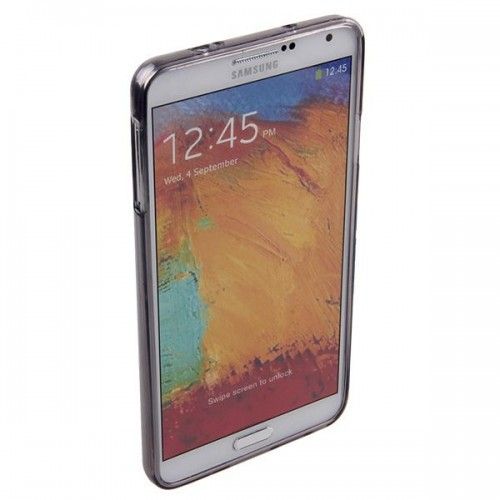 Фото TPU чехол для Samsung N9000/N9002 Galaxy Note 3 Серый (soft touch) в магазине itsell.ua