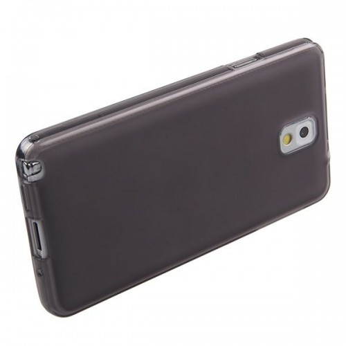 TPU чехол для Samsung N9000/N9002 Galaxy Note 3 Серый (soft touch) в магазине itsell.ua