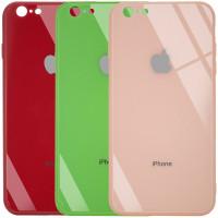"TPU+Glass чохол GLOSSY Logo Full camera (opp) для Apple iPhone 6/6s plus (5.5"")"