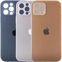 "TPU+Glass чехол Matte Candy Full camera для Apple iPhone 12 Pro (6.1"")"