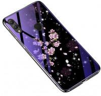 TPU+Glass чохол Fantasy з глянсовими торцями для Huawei Honor 8X