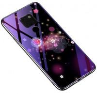 TPU+Glass чехол Fantasy с глянцевыми торцами для Huawei Mate 20 X