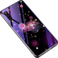 TPU+Glass чехол Fantasy с глянцевыми торцами для Samsung Galaxy A30s