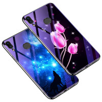 TPU+Glass чехол Fantasy с глянцевыми торцами для Samsung Galaxy A10s