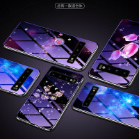 TPU+Glass чохол Fantasy з глянсовими торцями для Samsung Galaxy S10