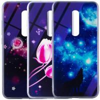 TPU+Glass чехол Fantasy с глянцевыми торцами для Xiaomi Mi 9T Pro