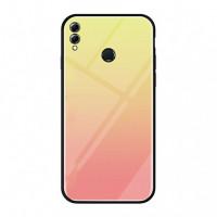 TPU+Glass чехол Gradient series для Huawei Honor 8X Max