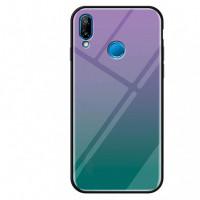 TPU+Glass чехол Gradient series  для Huawei Nova 3i