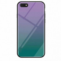 Купить TPU+Glass чехол Gradient series для Huawei Y5 (2018) / Y5 Prime (2018), Epik