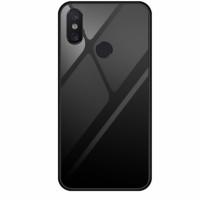 TPU+Glass чохол Gradient series для Xiaomi Redmi Note 6