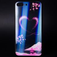 Купить TPU+Glass чехол Lumi светящийся в темноте для Apple iPhone 7 plus / 8 plus (5.5 ), Epik