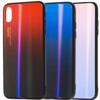 Купить TPU+Glass чехол Luster для Apple iPhone X (5.8 ) / XS (5.8 ), Epik