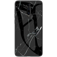TPU+Glass чехол Luxury Marble для Xiaomi Redmi K20 Pro