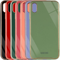 "TPU+Glass чехол Venezia для Apple iPhone XS Max (6.5"")"