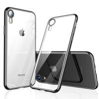 "TPU+Glass чехол Clear для Apple iPhone XR (6.1"")"