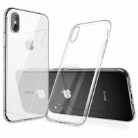 Купить TPU+Glass чехол Clear для Apple iPhone XS (5.8 ), Epik