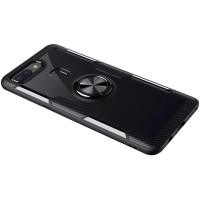 TPU+PC чехол Deen CrystalRing for Magnet (opp) для Xiaomi Mi 8 Lite / Mi 8 Youth (Mi 8X)