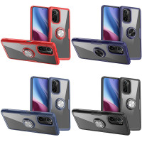 TPU+PC чехол Deen CrystalRing for Magnet (opp) для Xiaomi Redmi K40/K40 Pro/K40 Pro+/Poco F3/Mi 11i