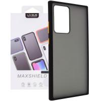 TPU+PC чехол LikGus Maxshield для Samsung Galaxy Note 20