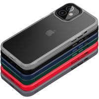 """TPU+PC чехол LikGus Maxshield New для Apple iPhone 12 mini (5.4"""")"""