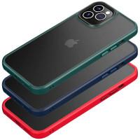 "TPU+PC чехол Metal Buttons для Apple iPhone 11 Pro (5.8"")"