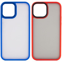 "TPU+PC чехол Metal Buttons для Apple iPhone 13 mini (5.4"")"
