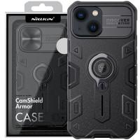 "TPU+PC чехол Nillkin CamShield Armor no logo (шторка на камеру) для Apple iPhone 13 (6.1"")"
