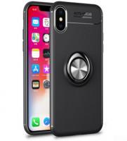 """TPU чехол Deen ColorRing под магнитный держатель для Apple iPhone XS Max (6.5"""")"""