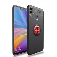 TPU чохол Deen ColorRing під магнітний тримач для Huawei Honor 8X