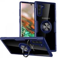TPU+PC чехол Deen CrystalRing под магнитный держатель для Samsung Galaxy Note 10