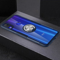 TPU+PC чехол Deen CrystalRing под магнитный держатель для Xiaomi Redmi Note 7 / Note 7 Pro / Note 7s