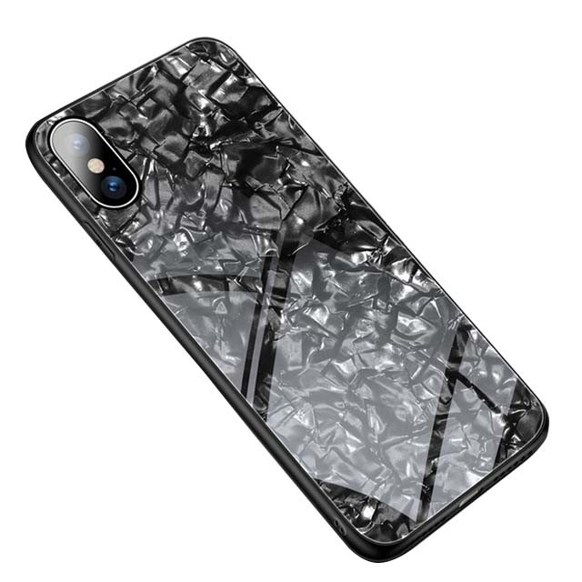 Купить TPU+PC чехол Glass Сase для Apple iPhone X (5.8') / XS (5.8') за 399 грн