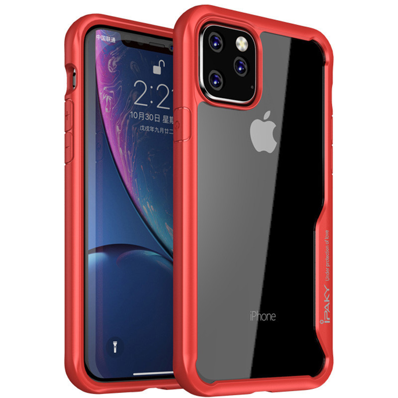 "TPU+PC чехол iPaky Luckcool Series для Apple iPhone 11 Pro (5.8"")"