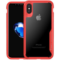 "TPU+PC чехол iPaky Luckcool Series для Apple iPhone X (5.8"") / XS (5.8"")"