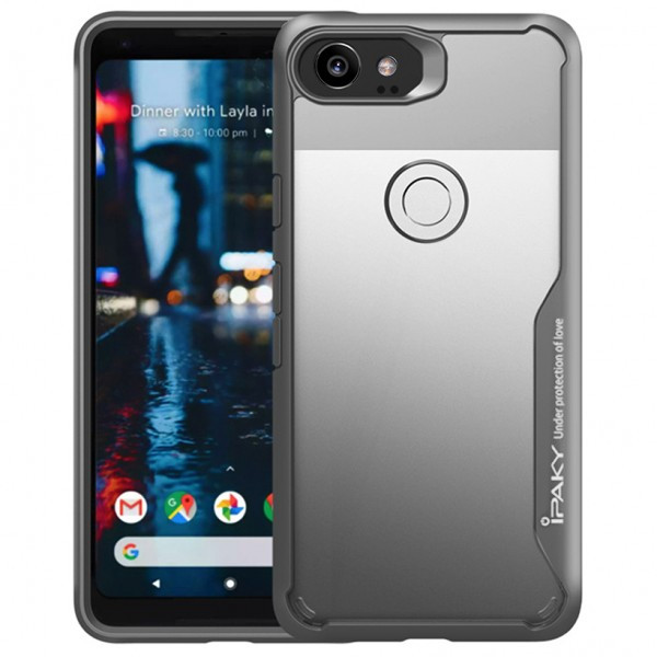 TPU+PC чехол iPaky Luckcool Series для Google Pixel 2 XL