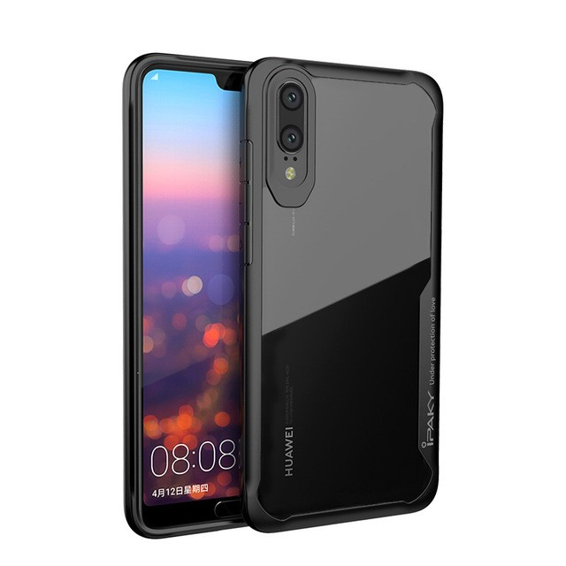 TPU+PC чехол iPaky Luckcool Series для Huawei P20 Pro (3 цвета) в магазине itsell.ua