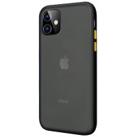 "TPU+PC чехол iPaky Matte Smooth для Apple iPhone 11 (6.1"")"